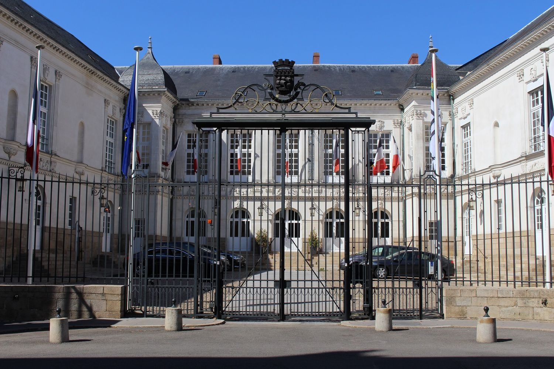 Mairie Nantes