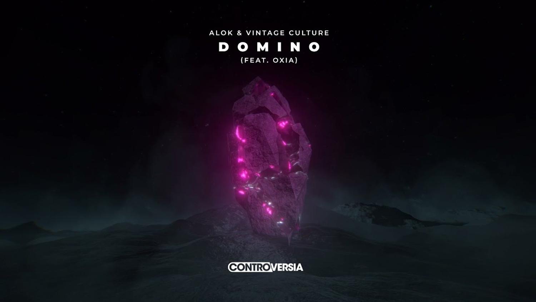 Coup de cœur FG: Vintage Culture et Alok revisitent le classique d'Oxia 'Domino'