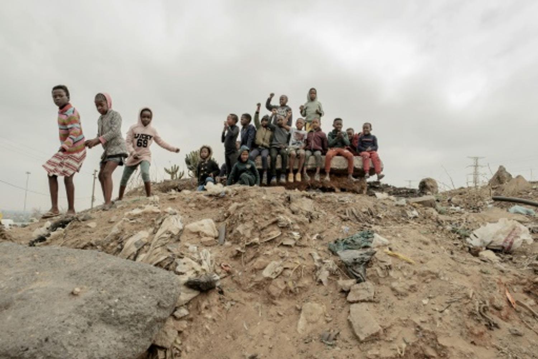 """A Soweto, Ramaphosa et les """"promesses vides"""" de l'ANC"""