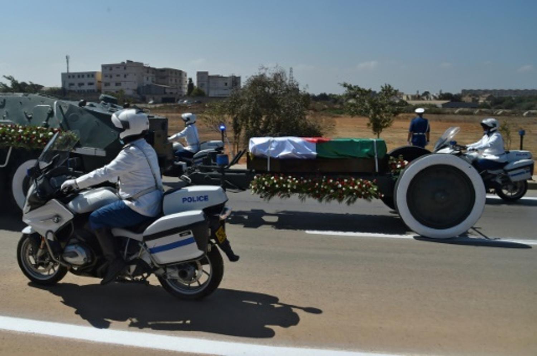 Algérie: l'ex-président Bouteflika inhumé avec moins d'honneurs que ses prédécesseurs