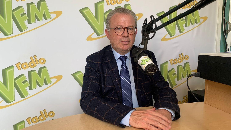 Pascal Allizard, invité de la semaine sur RadioVFM
