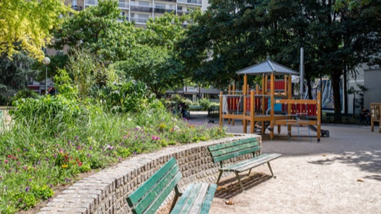 """Un jardin du 14ème arrondissement de Paris rebaptisé """"jardin..."""