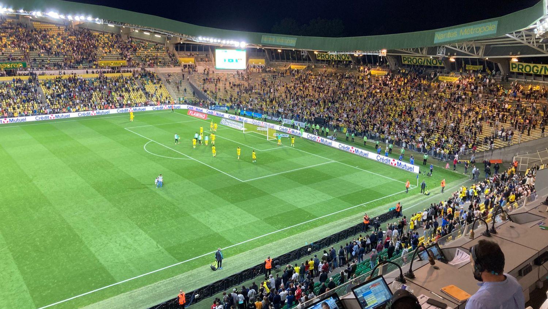 Le FC Nantes enchaîne une nouvelle victoire face à Brest