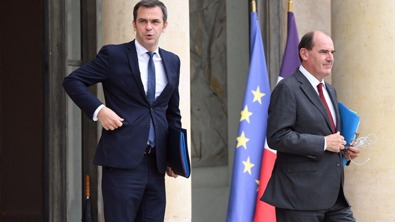 Autonomie : Jean Castex et Olivier Véran en déplacement en...
