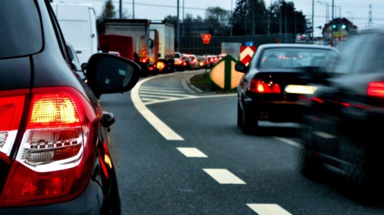 L'autoroute A13 coupée dans les deux sens de circulation