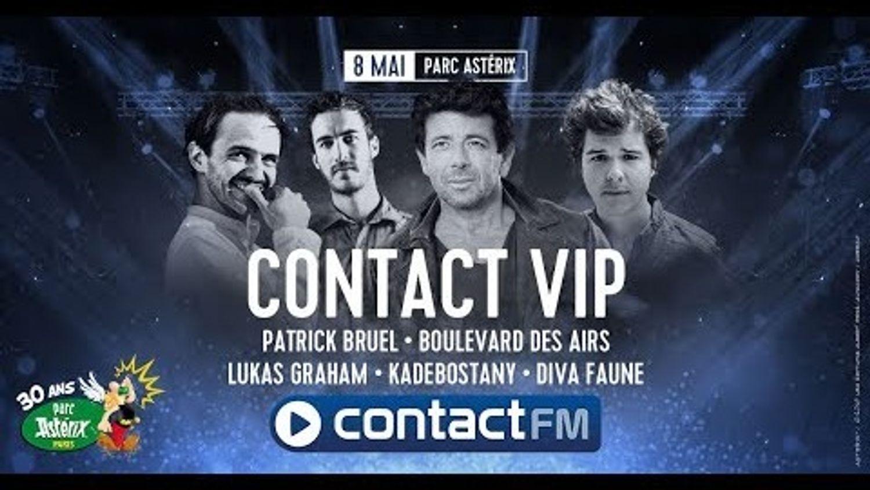 Contact VIP Contact FM au Parc Astérix (Aftermovie)