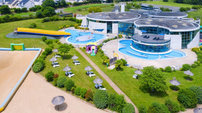 """Ce Samedi, le centre aquatique """"l'Aquabulle"""" de Laval s'associe à..."""