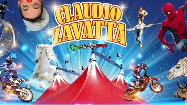 Invitations à gagner pour le cirque Claudio Zavatta à...