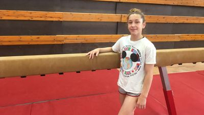 Jeux olympiques : le grand saut pour la gymnaste d'Avoine Carolann...