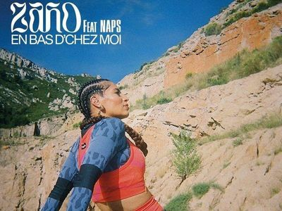 """Zaho et Naps : """"En bas d'chez toi""""....un titre paré pour l'été!"""