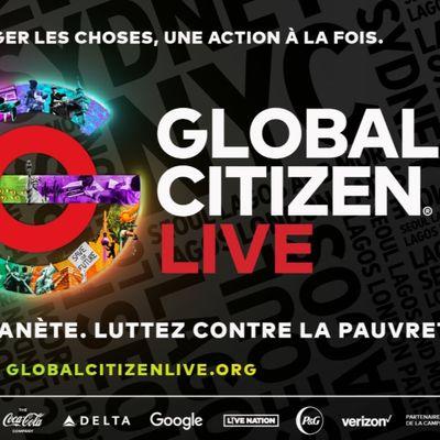 Global Citizen : 2 artistes français à l'affiche d'un prochain...