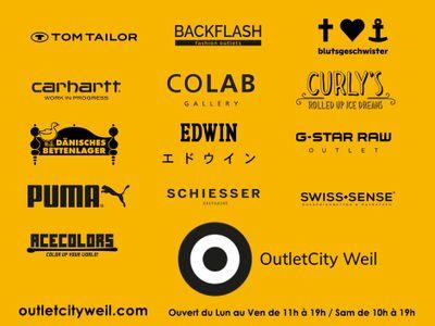 Outlet City Weil am Rhein : nouveaux horaires