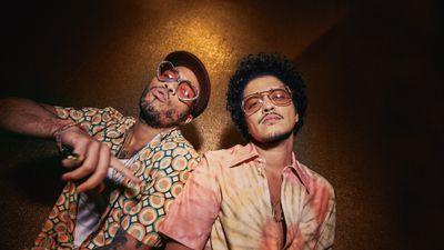 Silk Sonic : Bruno Mars et Anderson.Paak dégainent un nouveau hit...