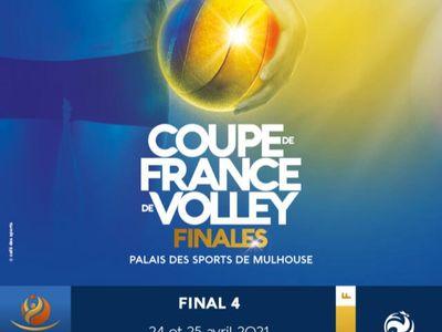 Final 4 de la Coupe de France de Volley