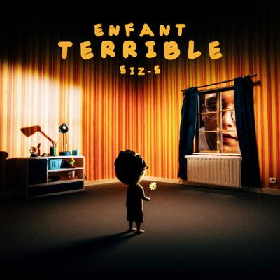 SIZ-S : L'album ENFANT TERRIBLE est disponible, et c'est à découvrir !