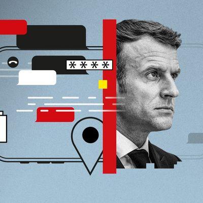 Emmanuel Macron, le chef d'Etat est en danger
