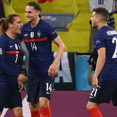 Euro 2021 : La France bat l'Allemagne pour son premier match