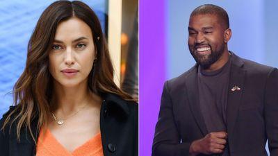 Kanye West en date avec Irina Shayk dans le sud de la France [PHOTOS]