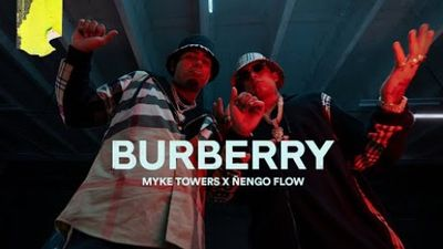 Myke Towers - BURBERRY (feat. Nengo Flow)