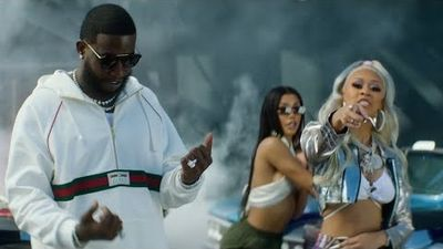 Lakeyah - Poppin (feat. Gucci Mane)