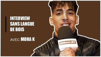 Moha K : son arrivée en France, tiktok, son clip avec un jeune handicapé