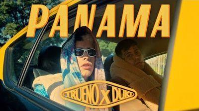 Trueno - PANAMÁ (feat. Duki)
