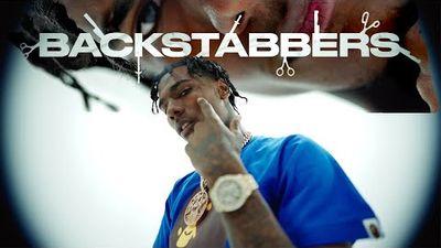 Lil Rekk - Backstabbers