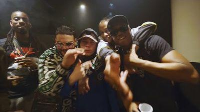 Tiitof - Bad Boy (Remix) (feat. Cheu-b, Zeguerre, Kanoé & Sadek)
