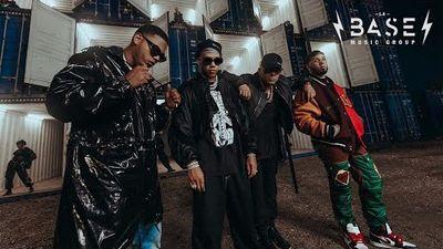 "Wisin, Jhay Cortez, Anuel - ""Fiel Remix"" (feat. Myke Towers & Los Legendarios)"