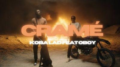 Koba LaD - Cramé (feat. Oboy)