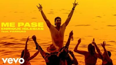 Enrique Iglesias - Me Pase (feat. Farukko)