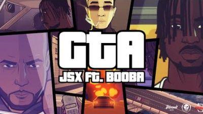 JSX - GTA (feat Booba)