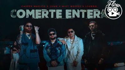 Casper Magico - Comerte Entera (feat. Juhn, Miky Woodz, Lyanno)