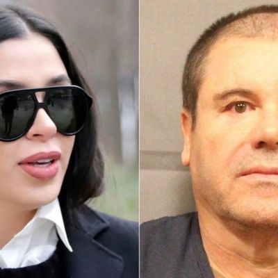 El Chapo : sa femme plaide coupable pour complicité