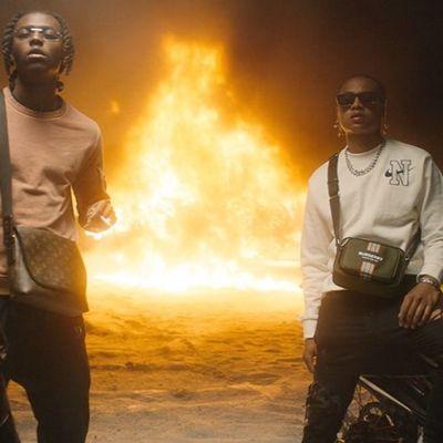 Koba LaD et Oboy incandescents pour le clip de « Cramé » [VIDEO]