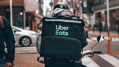 Uber Eats : bientôt des livraisons de cannabis ?