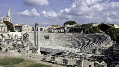 [CULTURE-LOISIRS]: Arles: A nous les musées, les monuments !