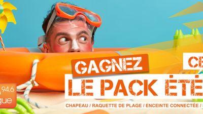 Gagnez votre Pack été 2021 Radio Camargue