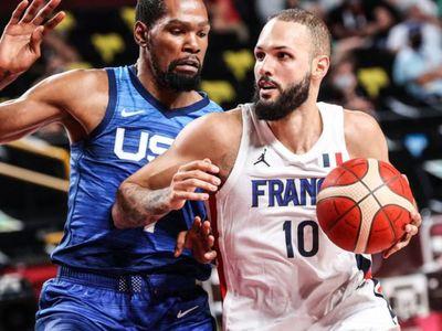 [ SPORT-BASKETBALL ] JO2021: Grosse performance des Français face...