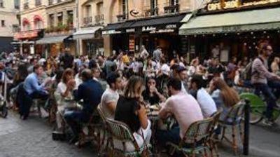 [ SOCIETE ] Bars et restaurants: Les consommations assises en...