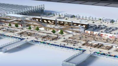 [ ENVIRONNEMENT/ECONOMIE ] Aéroport Marseille-Provence: L'extension...