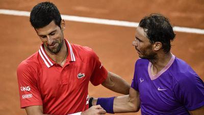 [ SPORT ] Tennis/Rolland Garros: Choc de titans Nadal/Djokovic ce...
