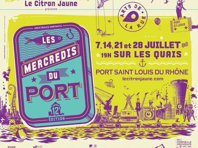 [ CULTURE/LOISIR ] Port-St-Louis: Les Mercredis du Port font leur...