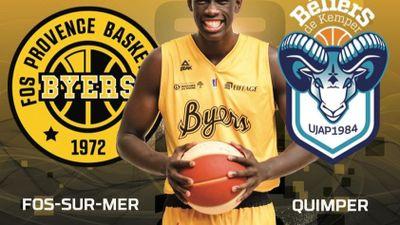 [ SPORT ] Basketball/PROB: Les Byers à 2 doigts de l'accession face...