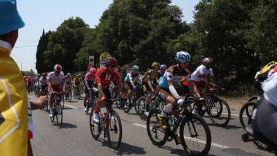 [ SPORT ] Cyclisme/Tour de France: Les coureurs font un crochet à...