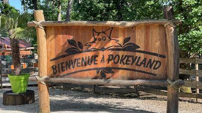 Pokeyland : quelques photos du parc de loisirs avant la réouverture