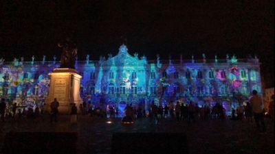 Nancy: retour du son et lumière Place Stanislas!