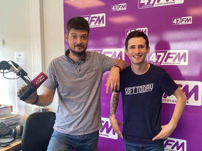 47FM fête les vacances !