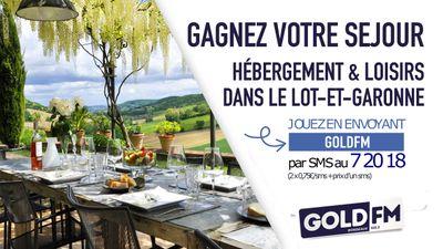 Gagnez votre séjour dans le Lot-et-Garonne !