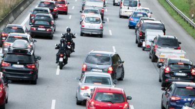 La circulation inter-files désormais interdite pour les motards